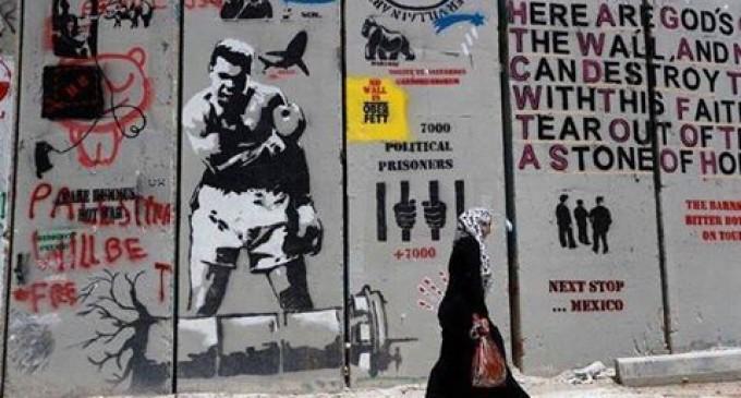 Aujourd'hui c'est la Journée Mondiale d'Al Qods, les gens du monde entier sont unis pour la liberté des opprimés en Palestine et au-delà des murs