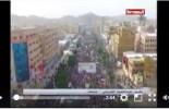 [Vidéo] | Des milliers de yéménites sont sortis hier dans les rues de Sanaa, pour commémorer la Journée Mondiale d'Al Qods et soutenir le peuple palestinien