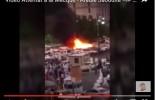 URGENT : Vidéo de l'Attentat déjoué hier soir à la Mecque
