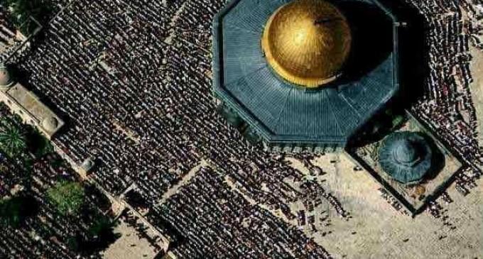Au secours d'Al-Aqsa, la lutte continue
