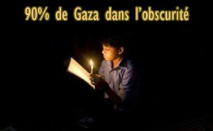 Israël met Gaza sous embargo électrique5
