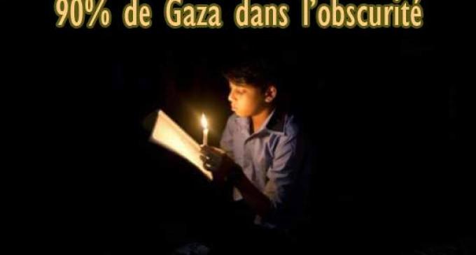 Israël met Gaza sous embargo électrique