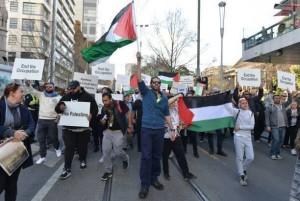 Les citoyens de Melbourne, en Australie, manifestent dans les rues en solidarité avec la mosquée Al-Aqsa et la Palestine occupée !3