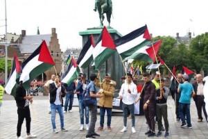 Les citoyens de Melbourne, en Australie, manifestent dans les rues en solidarité avec la mosquée Al-Aqsa et la Palestine occupée !5