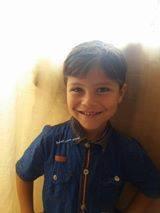 Mohamed Ahmed Al-Sayes (6 ANS) est l'un des 23 enfants récemment morts parce qu'ils ont été empêchés de se rendre à l'extérieur de Gaz2