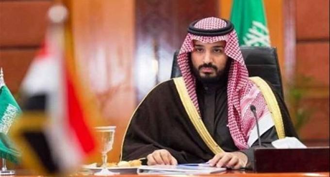 Mohammed Ben Salman félicite les Etats-unis au lieu de l'Irak pour la Victoire de Mossoul !!!
