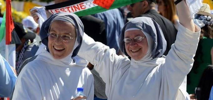 Pas de frontière entre les religions pour soutenir la Palestine
