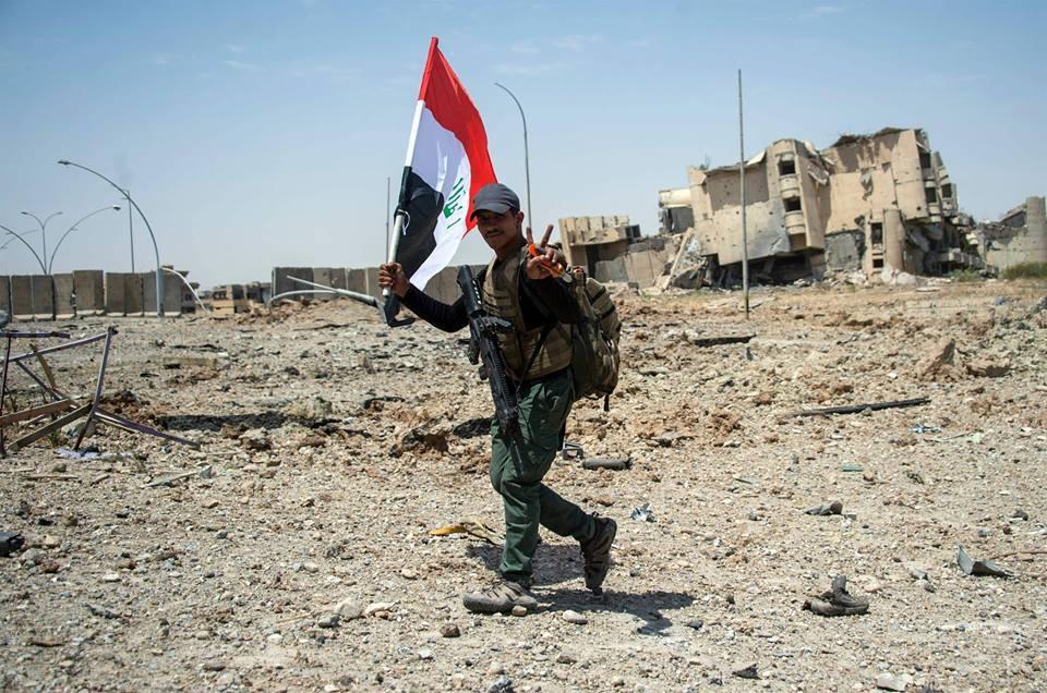 Transmettez un message aux forces Irakiennes après la libération de Mossoul4