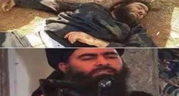 OFFICIEL : Le terroriste salafiste, chef de Daesh Abou Bakr al Baghdadi est mort