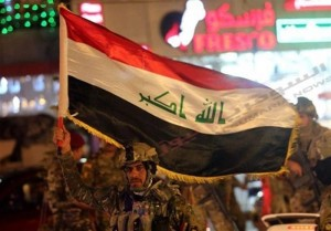 les habitants de Bagdad célèbrent la libération de Mossoul... Que voulez-vous dire à cette occasion 4