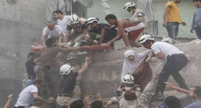URGENT ==> Au moins 60 civils ont trouvé la mort suite à une frappe de la coalition internationale