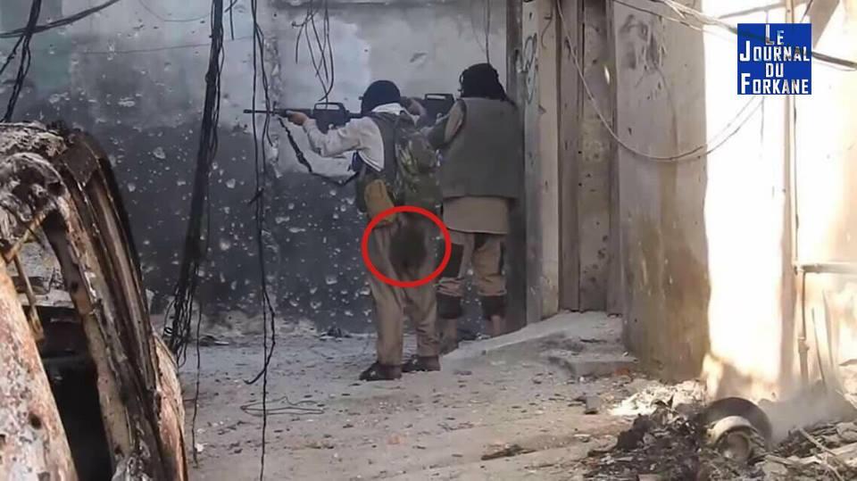 Les soldats du Califat en action en Syrie et en Irak