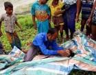 Cette Musulmane Rohingya de 14 ans a été enlevée par l'armée birmane. Elle a été battue devant sa famille et emmenée dans un camp militaire
