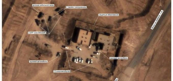 Encore une preuve que les USA protègent Daesh en Syrie