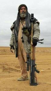 La légende de Mobilisarion populaire, le sniper Abou Tahsin est tombé en martyr hier1