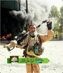 La légende de Mobilisarion populaire, le sniper Abou Tahsin est tombé en martyr hier2