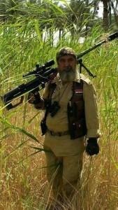 La légende de Mobilisarion populaire, le sniper Abou Tahsin est tombé en martyr hier5