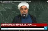 REVIVEZ Le discours d»Hassan Rohani, président iranien, à l»ONU