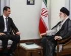 Lettre de remerciement de Bachar Al Assad à l'Ayatollah Ali Khamenei