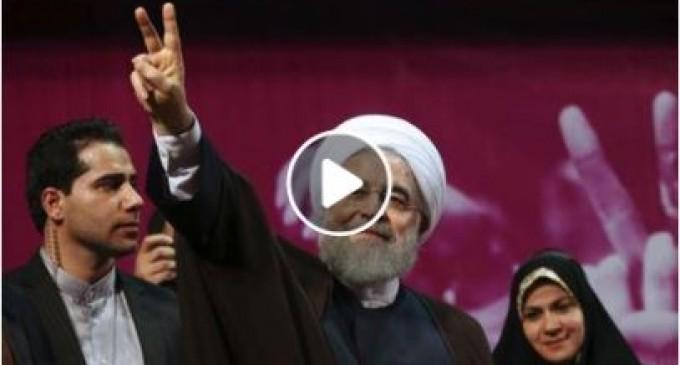 [Vidéo] | Hassan Rohani : « 10 Trump ne pourraient pas compromettre les avancées de l'accord sur le nucléaire»
