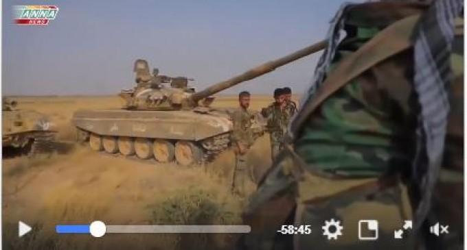 [Documentaire] | Comment l'Armée Arabe Syrienne et ses alliés ont brisé le siège des terroristes de Daesh sur la ville de Deir Zor