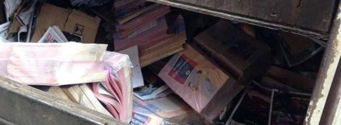 Des Corans brûlés et jetés dans les poubelles en Turquie !