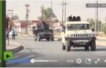 Les forces irakiennes entrent dans le centre de Kirkouk