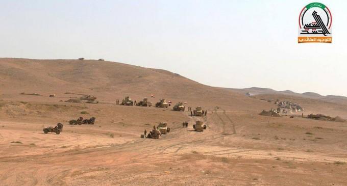 Plus de 150 villages ont été repris par les forces armées Irakiennes