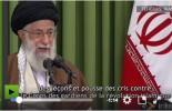 [Vidéo] | Le guide suprême iranien – Ali Khamenei : « Washington sera derechef battu et vaincu par la nation iranienne révolutionnaire »