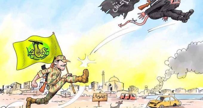L'Irak va bientôt être libérée et débarrassée de la vermine salafiste-wahhabite de DAESH