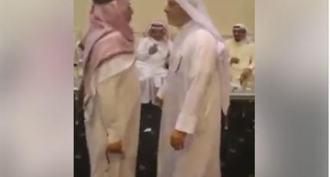 VIDÉO : Regardez ce qui se passe dans les palais des rois et princes saoudiens, vous allez être surpris !