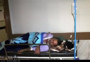 le nombre des victimes du tremblement de terre dans l'ouest du pays à fait 328 morts et 2530 blessés3