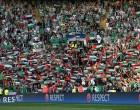 Les supporters de l'équipe de football écossaise – Celtic Glascow ont brandi ce week-end le drapeau de la Palestine lors du match