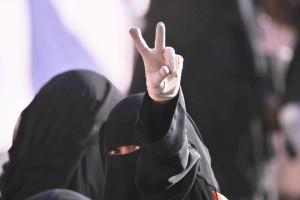 Quelques images de la manifestation monstre dans la capitale yéménite Sanaa5