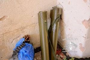 Regardez ce qu'on trouvé les services de sécurité yéménites ont trouvé au domicile du traître Ali Abdullah Saleh!4