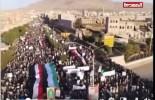 [Vidéo]   Les Yéménites sortent manifester en masse en solidarité avec la Palestine, 8 Décembre 2017
