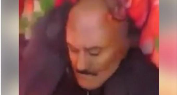 Vidéo : Les 1ères images de la mort de l'ex-président yéménite Ali Abdallah Saleh — ATTENTION IMAGES CHOQUANTES