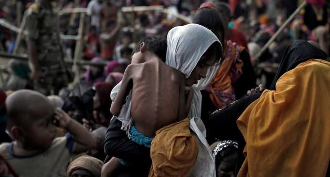 C'était 2017 pour la minorité musulmane du Myanmar
