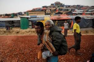 C'était 2017 pour la minorité musulmane du Myanmar3