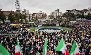 Pour le 7ème jour consécutif, des rassemblements dans différentes villes iraniennes se poursuivent pour condamner les récentes émeutes et des interventions extérieures1