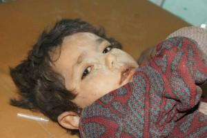 la coalition arabo us tue 3 enfants 4