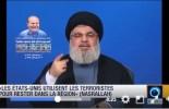 Hassan Nasrallah : «les États-Unis utilisent les terroristes pour rester dans la région»