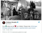 Cristiano Ronaldo solidaire avec les Musulmans Rohingyas