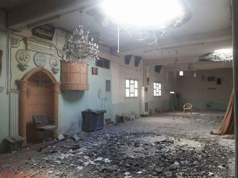Erdogan cible les mosquées d'Afrin