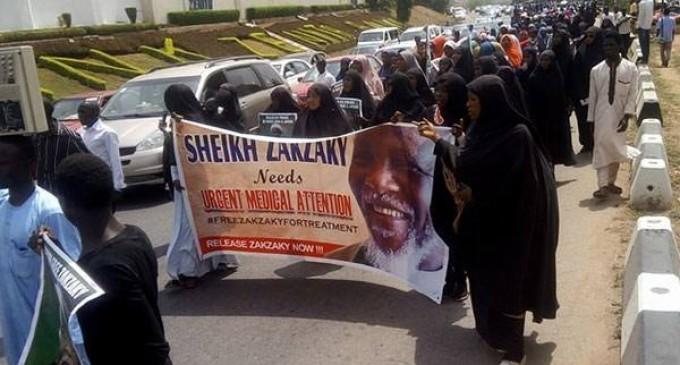 Les musulmans nigérians poursuivent les manifestations pacifiques, exigeant la libération de Sheikh Zakzaky