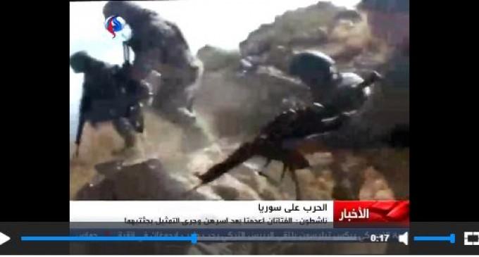 ATTENTION IMAGES CHOQUANTES !!! Regardez comment les soldats turcs exécutent des combattants kurdes au nord de la Syrie…
