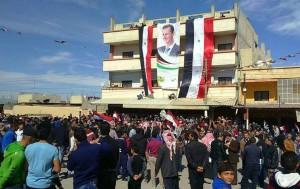 Laissez tomber les médias occidentaux, voici la réalité à la Ghouta1