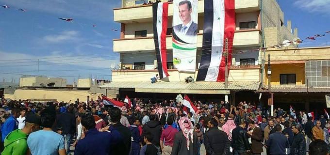 Laissez tomber les médias occidentaux, voici la réalité à la Ghouta