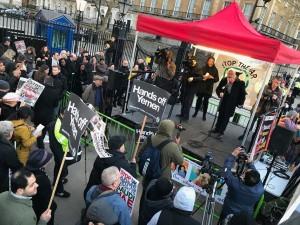 Les Britanniques déclarent la guerre contre Ben Salman au cœur de Londres !1