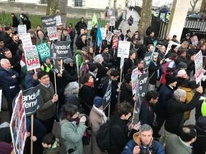 Les Britanniques déclarent la guerre contre Ben Salman au cœur de Londres !2
